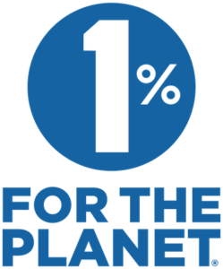 Out of Reach, 1% for the Planet