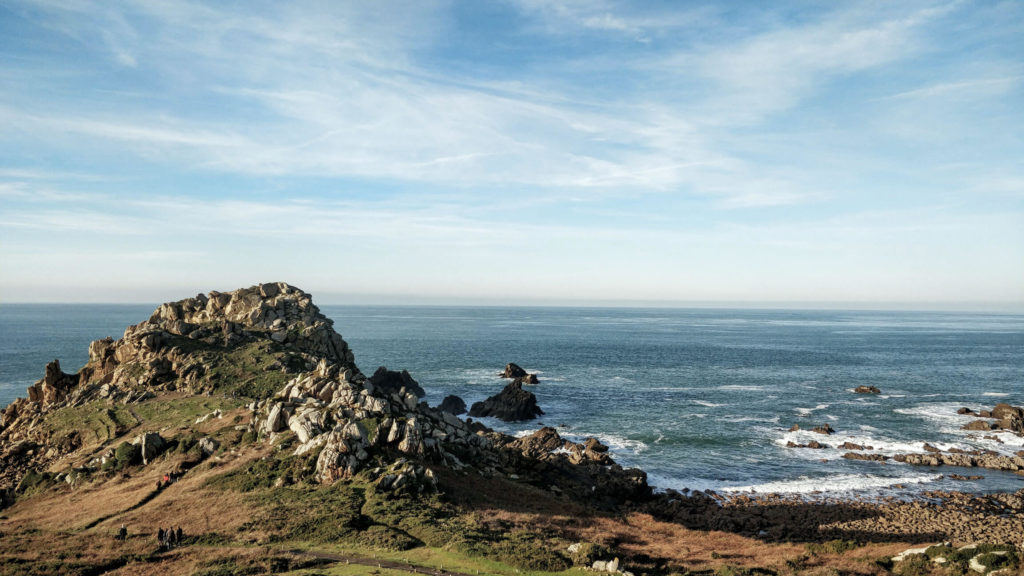Un seminaire nature en Bretagne Out Of Reach